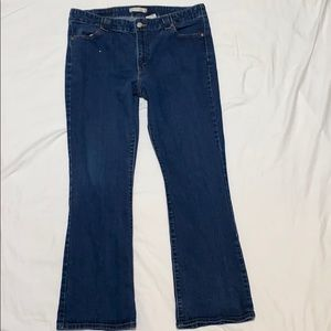 Levi 525 Bootcut Jeans